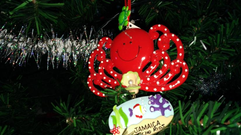 Ocho Rios Ornament