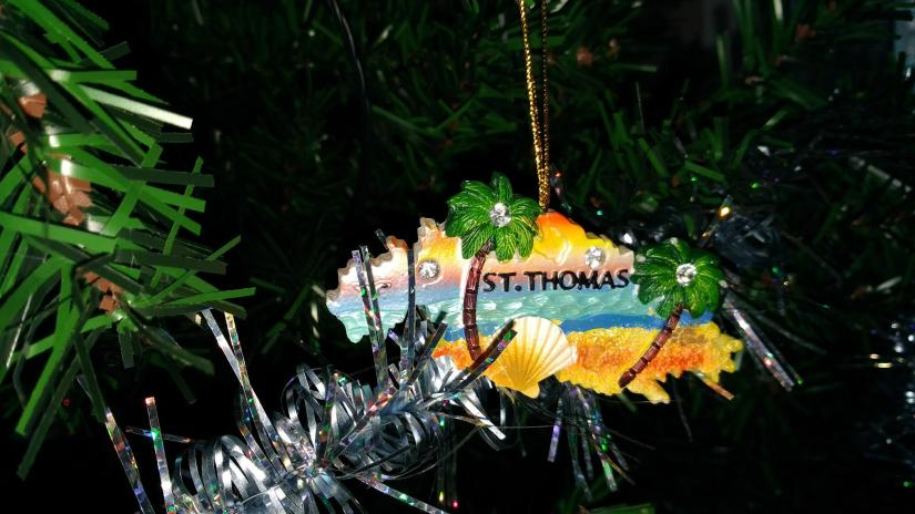 St.Thomas ornament