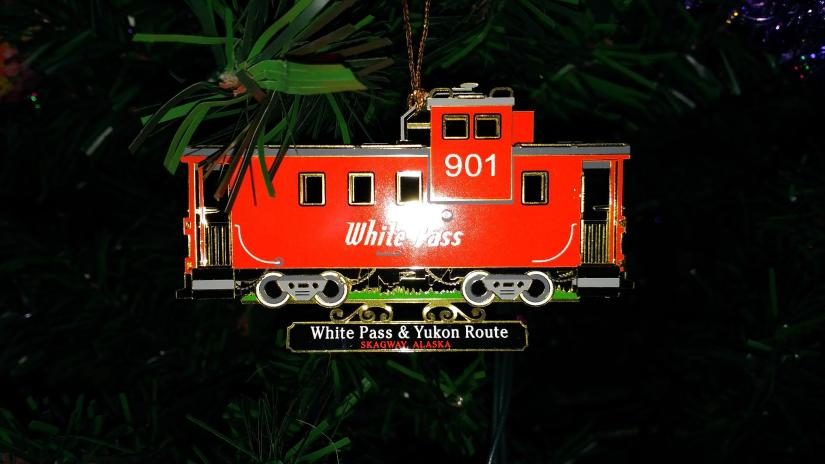 White Pass Ornament